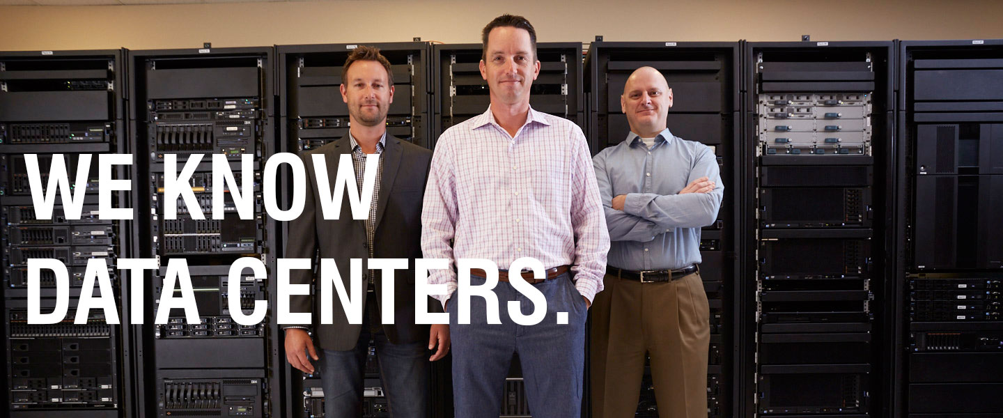 Data Center Services - We Know Data Centers