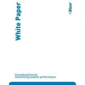 Considerations For Maximizing Big Data Analytics Performance - White paper