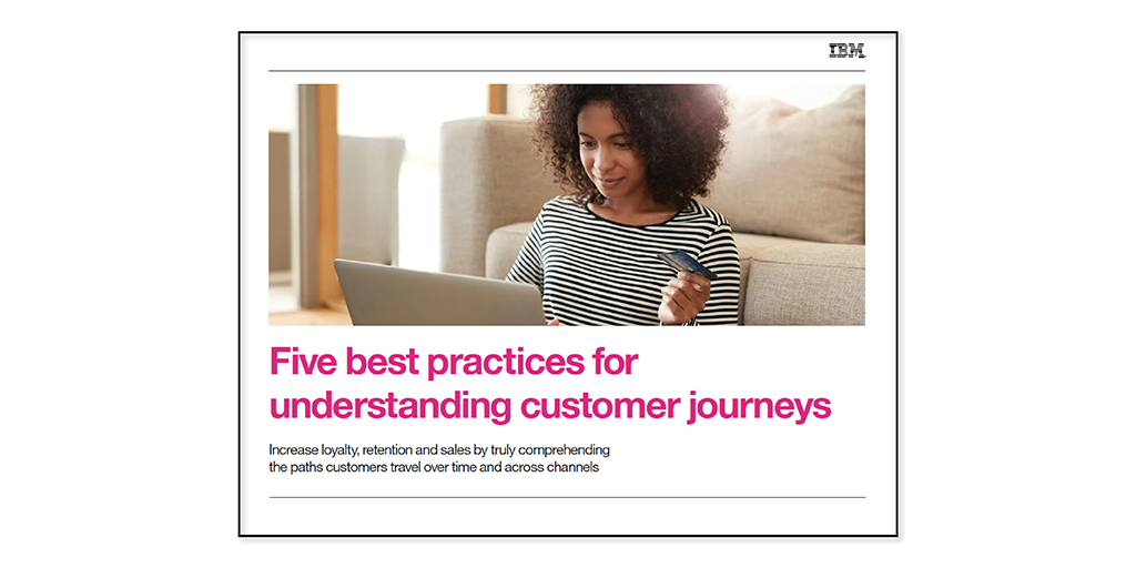 Five Best Practices for Understanding Customer Journeys