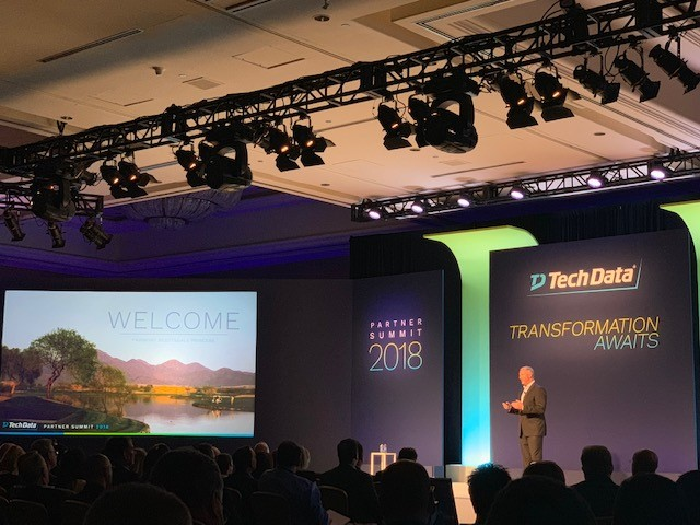 5 Interesting Technology Themes from the 2018 Tech Data Partner Summit