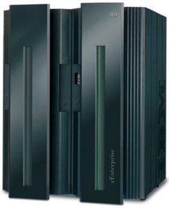 Figure 1 IBM zEnterprise 196 server, circa 2010