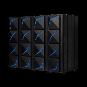 Figure 2 IBM z15 server, current server platform